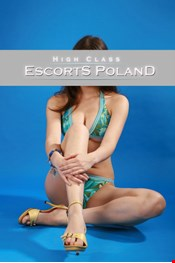 24 yo Female escort Nikki   Krakow Escort Poland Agency in Kraków