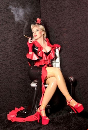 Escort Vienna, Escort KinkyJessica, Vienna | 33 year old Female escort