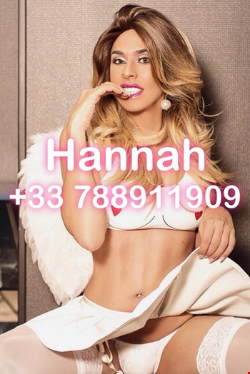 Escort Monaco, Escort GIULLIE TRANS, Monaco | 23 year old Female escort