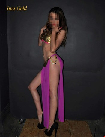 Escort Zagreb, Escort Ines Gold, Zagreb | 24 year old Female escort