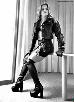 Escort Athens, Madam Mysteria, escort Athens | 50 year old Female escort