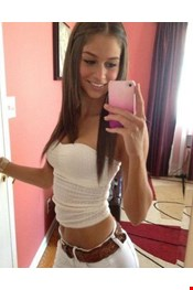 20 yo Female escort Veronica in Prague