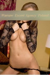 22 yo Female escort Milena Warsaw Escort Agency Poland in Warsaw